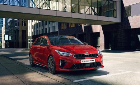2019 Kia Ceed GT-Line Wallpapers HD
