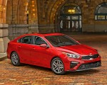2019 Kia Forte Front Three-Quarter Wallpapers 150x120 (47)