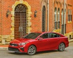 2019 Kia Forte Front Three-Quarter Wallpapers 150x120 (36)