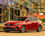 2019 Kia Forte Front Three-Quarter Wallpapers 150x120 (37)