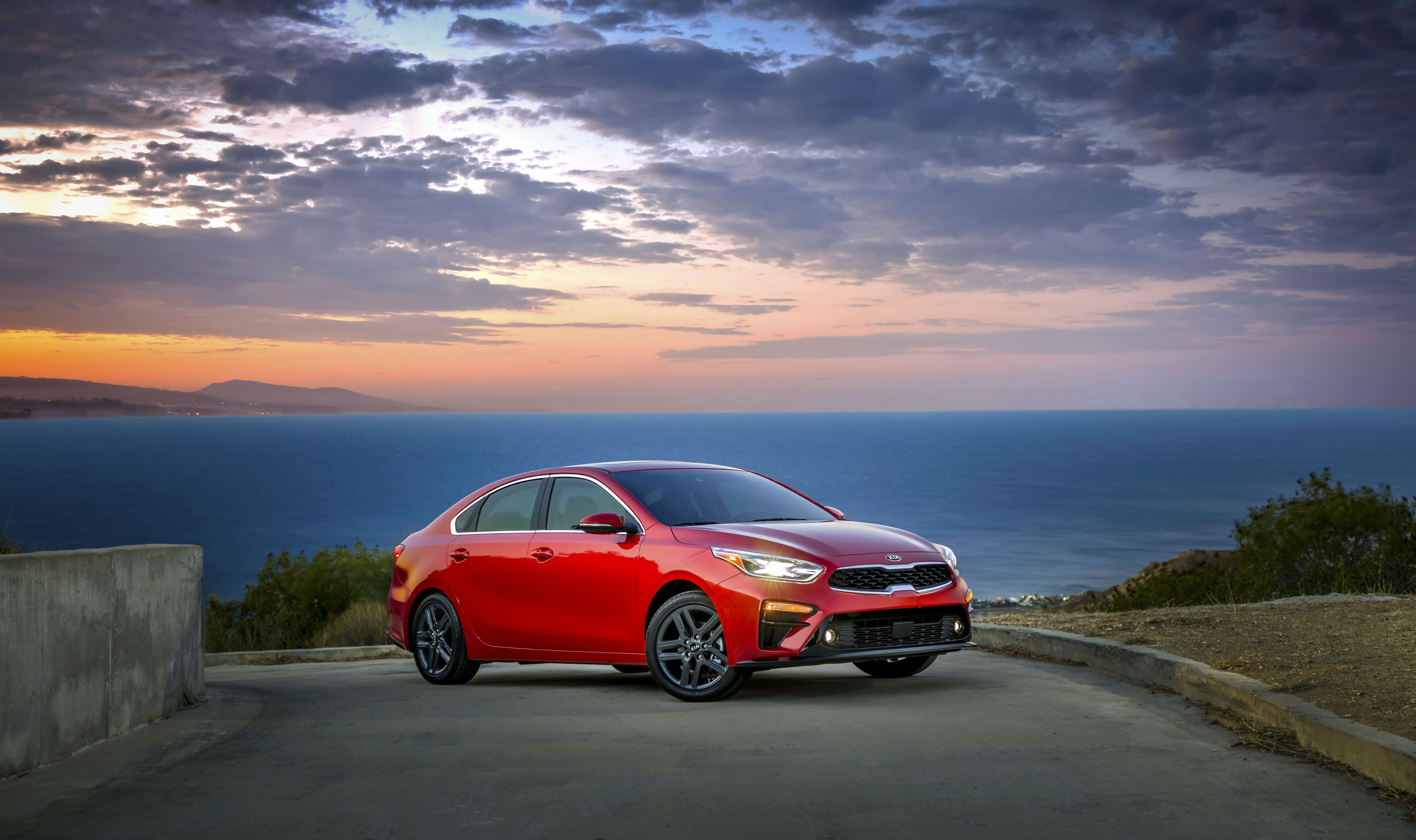 2019 Kia Forte Front Three-Quarter Wallpapers (10)