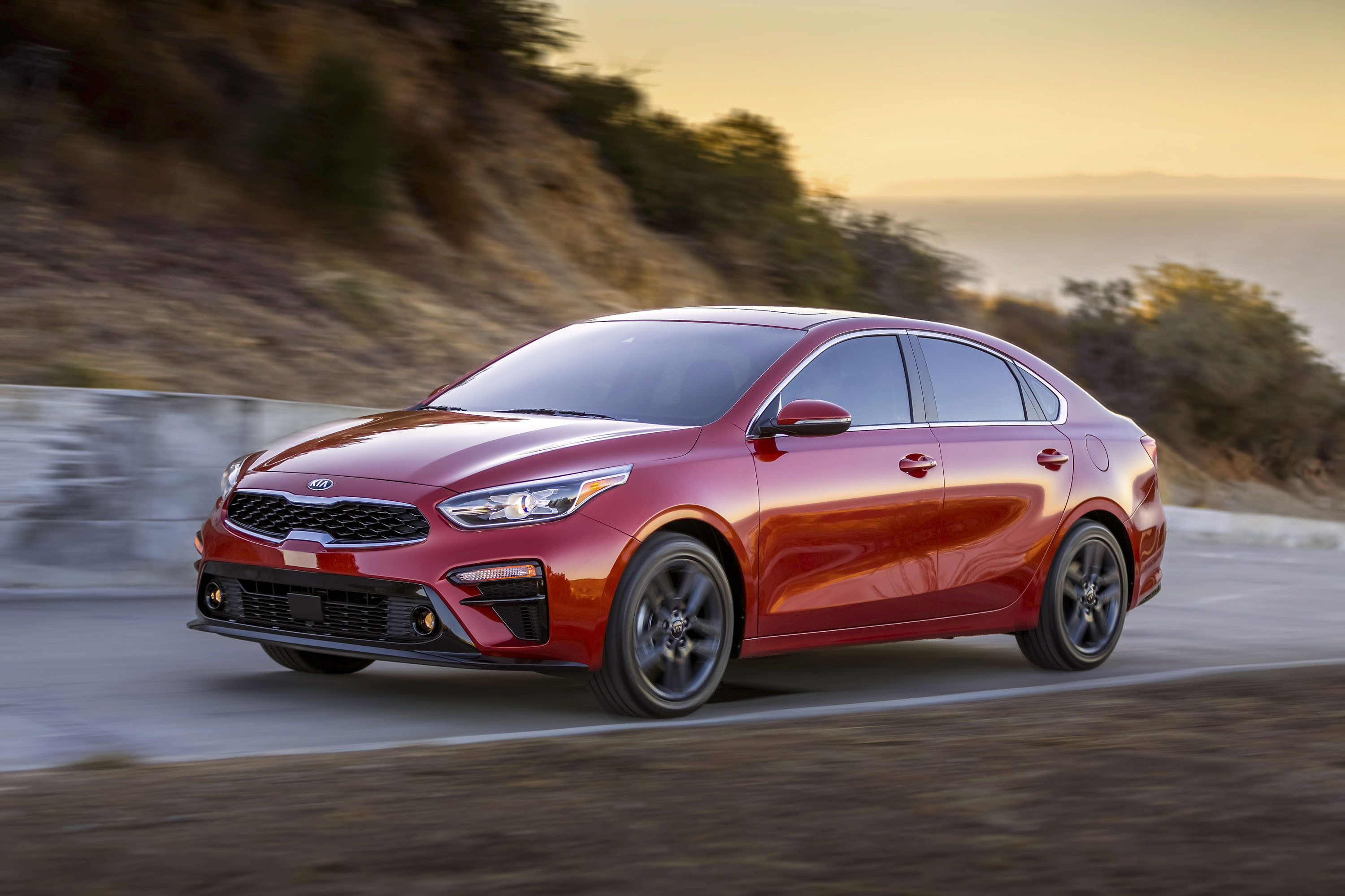 2019 Kia Forte Front Three-Quarter Wallpapers (2)