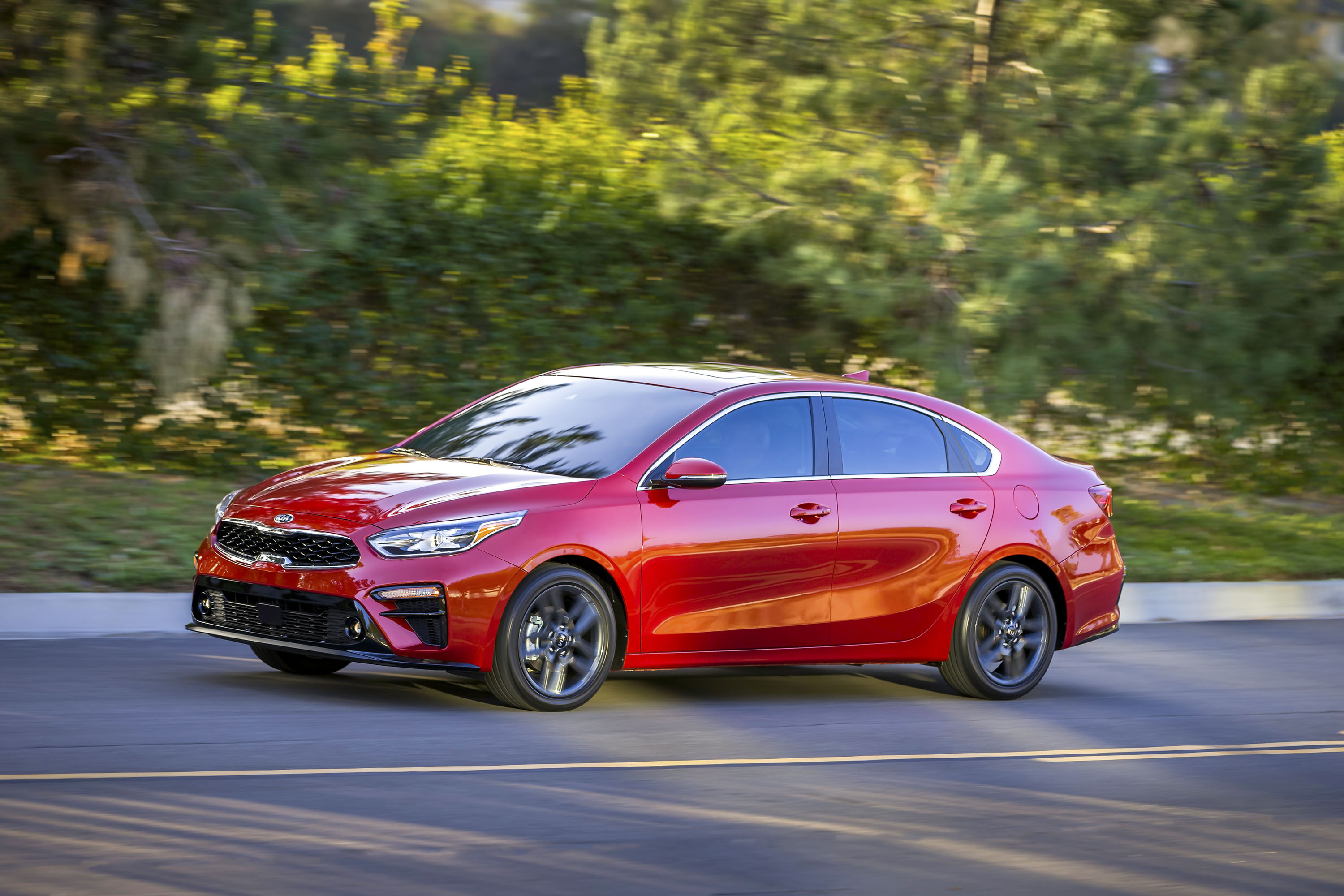 2019 Kia Forte Front Three-Quarter Wallpapers (3)