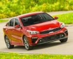 2019 Kia Forte Front Three-Quarter Wallpapers 150x120 (42)