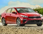 2019 Kia Forte Front Three-Quarter Wallpapers 150x120 (39)
