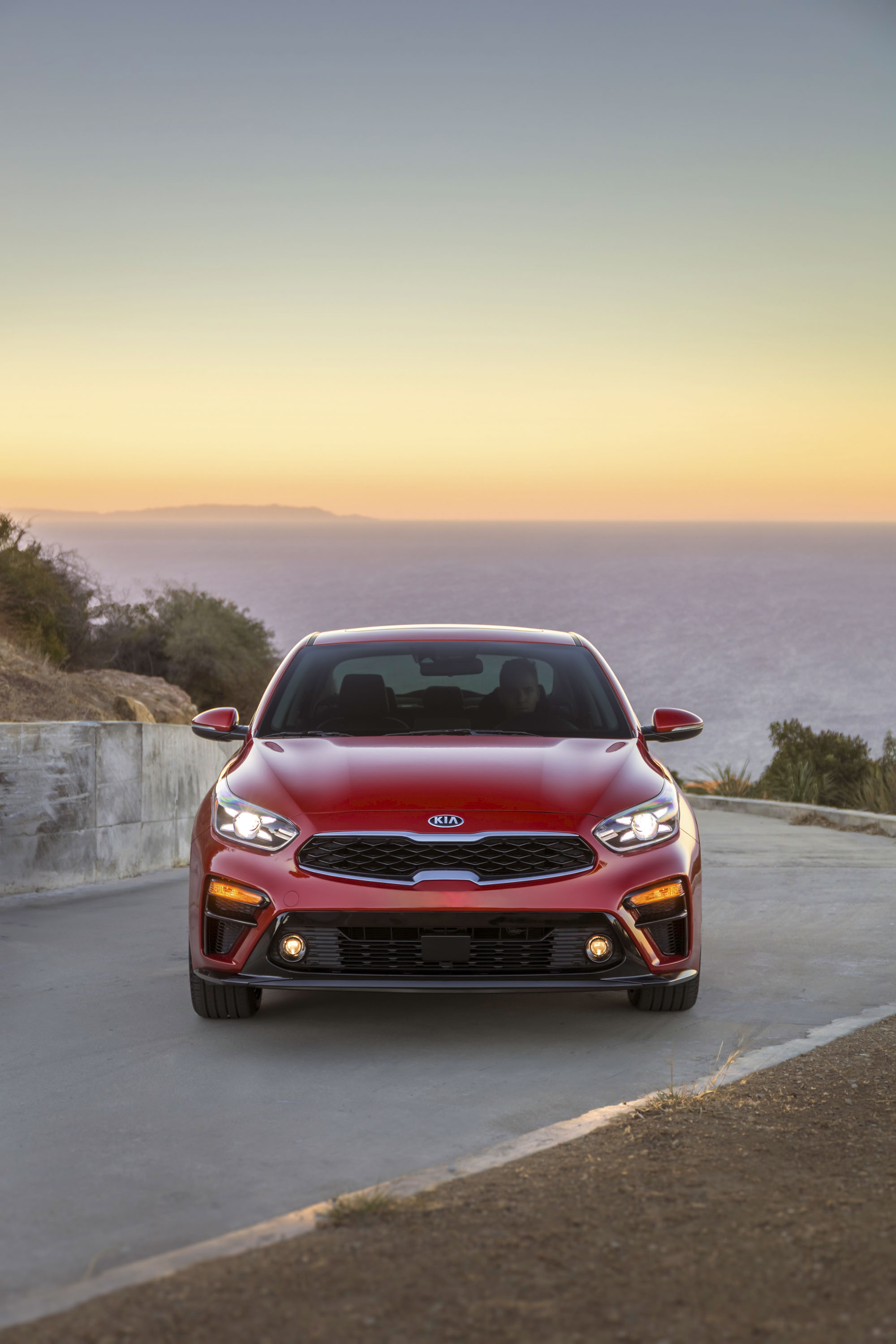 2019 Kia Forte Front Wallpapers (12)