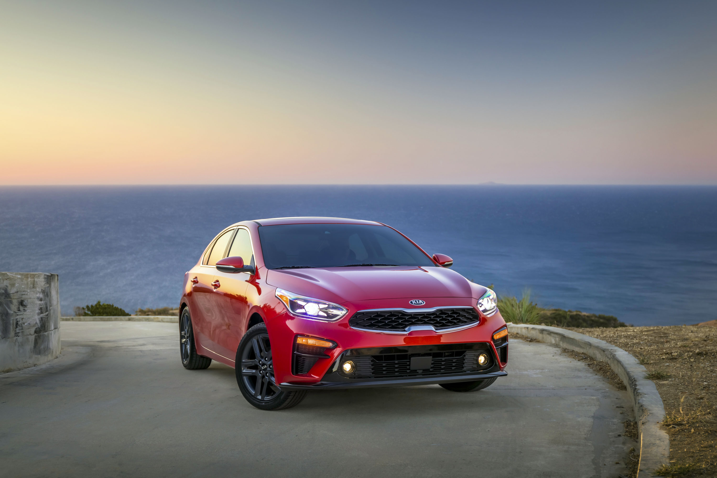 2019 Kia Forte Front Wallpapers (13)