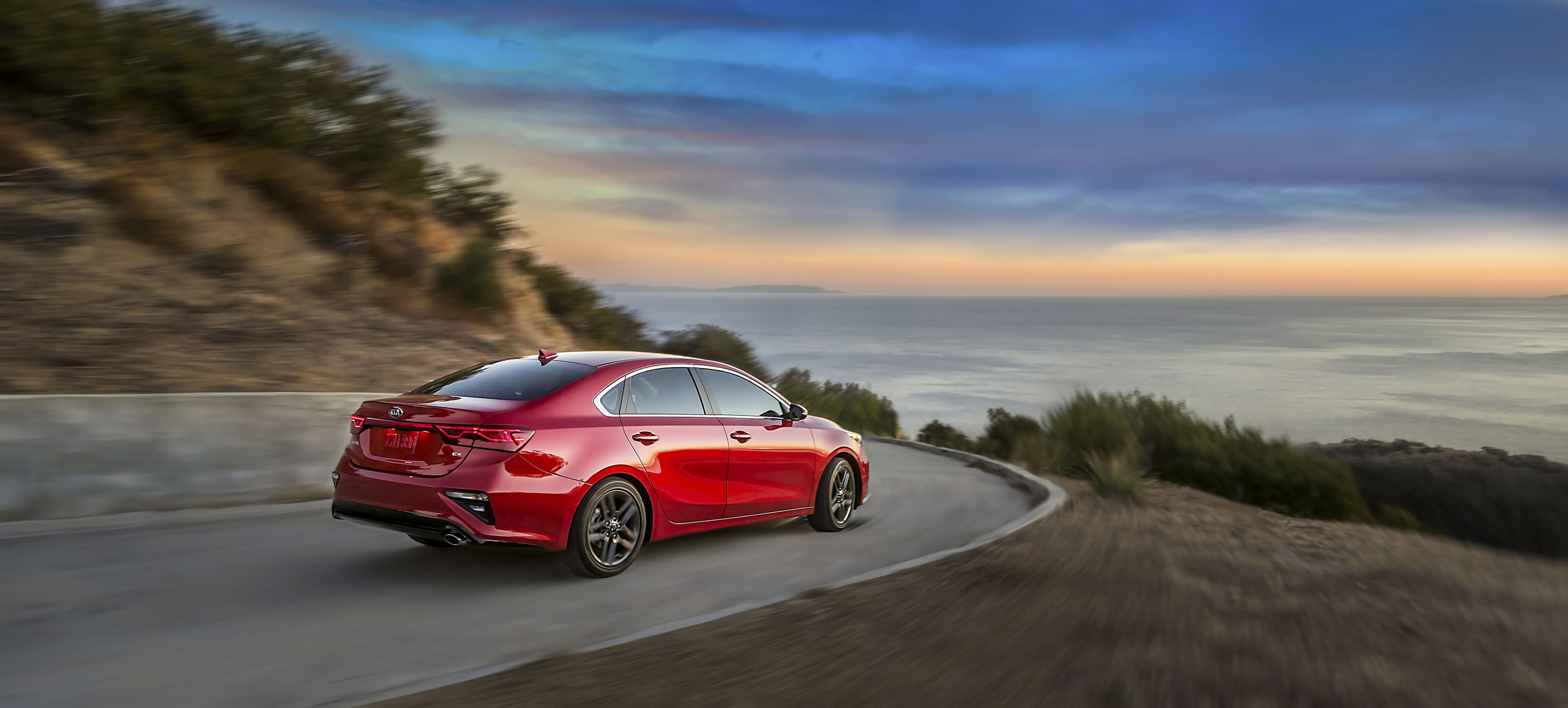 2019 Kia Forte Rear Three-Quarter Wallpapers (6)