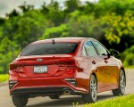 2019 Kia Forte Rear Wallpapers 150x120 (45)
