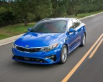 2019 Kia Optima Front Three-Quarter Wallpaper 150x120 (7)