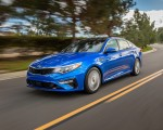 2019 Kia Optima Front Three-Quarter Wallpaper 150x120 (1)