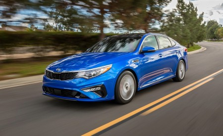2019 Kia Optima Wallpapers HD