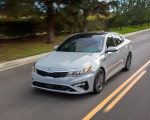 2019 Kia Optima Front Three-Quarter Wallpaper 150x120 (13)