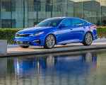 2019 Kia Optima Front Three-Quarter Wallpaper 150x120 (6)