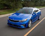 2019 Kia Optima Front Three-Quarter Wallpaper 150x120 (3)