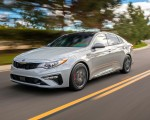 2019 Kia Optima Front Three-Quarter Wallpaper 150x120 (18)