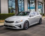 2019 Kia Optima Front Three-Quarter Wallpaper 150x120 (14)