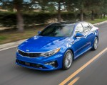 2019 Kia Optima Front Three-Quarter Wallpaper 150x120 (5)