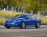 2019 Kia Optima Front Three-Quarter Wallpaper 150x120 (9)