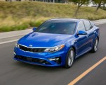 2019 Kia Optima Front Three-Quarter Wallpaper 150x120 (4)