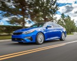 2019 Kia Optima Front Three-Quarter Wallpaper 150x120 (2)