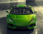 2019 Lamborghini Huracán EVO Spyder Front Wallpaper 150x120 (12)