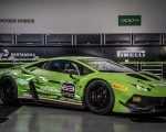 2019 Lamborghini Huracán GT3 EVO Front Three-Quarter Wallpaper 150x120 (18)