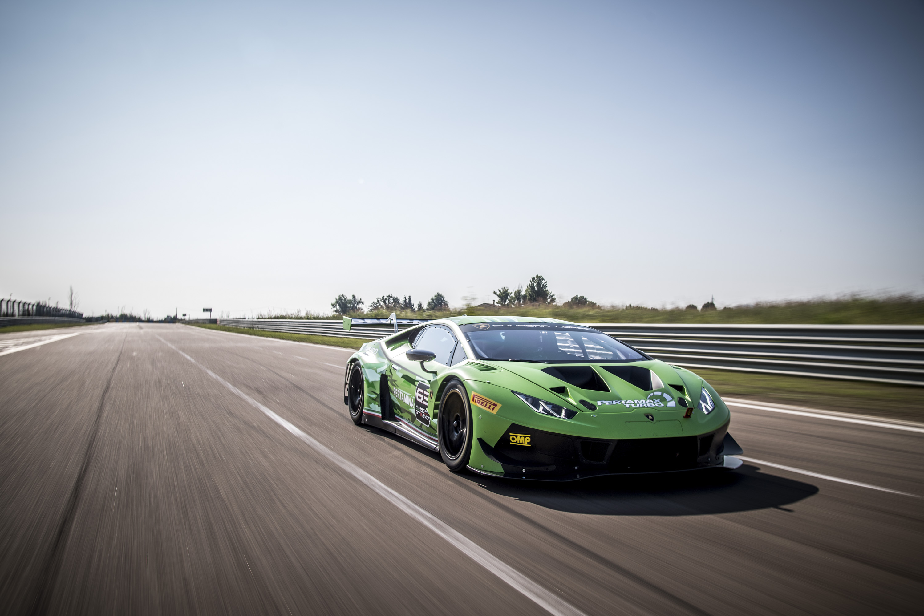 2019 Lamborghini Huracan Gt3 Evo Wallpapers 21 Hd Images Newcarcars
