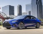 2019 Lexus ES 350 F-Sport Front Three-Quarter Wallpapers 150x120 (37)