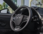 2019 Lexus ES 350 F-Sport Interior Steering Wheel Wallpapers 150x120 (47)