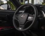2019 Lexus ES 350 F-Sport Interior Steering Wheel Wallpapers 150x120 (40)