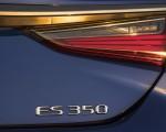 2019 Lexus ES 350 F-Sport Tail Light Wallpapers 150x120 (13)
