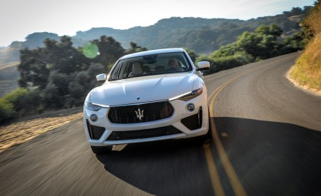 2019 Maserati Levante GTS Wallpapers HD