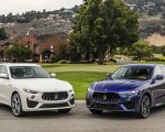 2019 Maserati Levante GTS and Trofeo Front Wallpapers 150x120 (28)