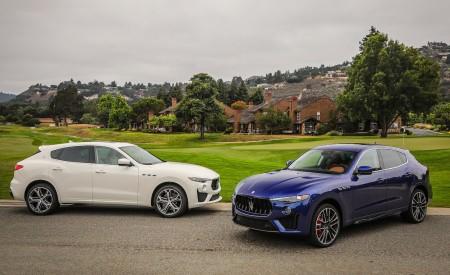 2019 Maserati Levante GTS and Trofeo Wallpapers 450x275 (32)