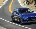 2019 Maserati Levante Trofeo Front Three-Quarter Wallpapers 150x120 (33)