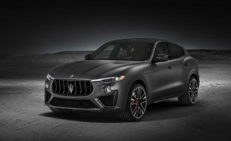 2019 Maserati Levante Trofeo Front Three-Quarter Wallpapers 450x275 (73)