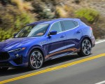 2019 Maserati Levante Trofeo Front Three-Quarter Wallpapers 150x120 (34)