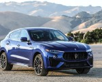 2019 Maserati Levante Trofeo Front Three-Quarter Wallpapers 150x120 (17)