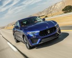 2019 Maserati Levante Trofeo Front Three-Quarter Wallpapers 150x120 (10)