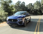 2019 Maserati Levante Trofeo Front Wallpapers 150x120