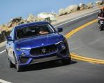 2019 Maserati Levante Trofeo Front Wallpapers 150x120