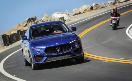 2019 Maserati Levante Trofeo Front Wallpapers 450x275 (4)
