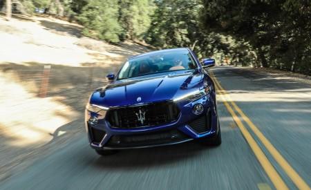 2019 Maserati Levante Trofeo Front Wallpapers 450x275 (5)