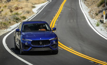 2019 Maserati Levante Trofeo Front Wallpapers 450x275 (35)
