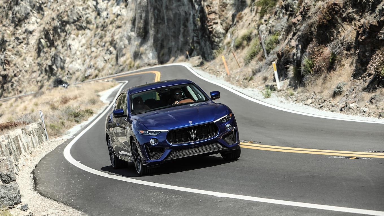 2019 Maserati Levante Trofeo Front Wallpapers #18 of 97