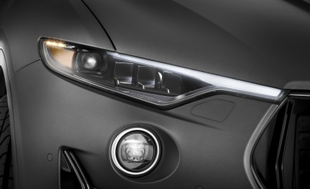 2019 Maserati Levante Trofeo Headlight Wallpapers 450x275 (85)