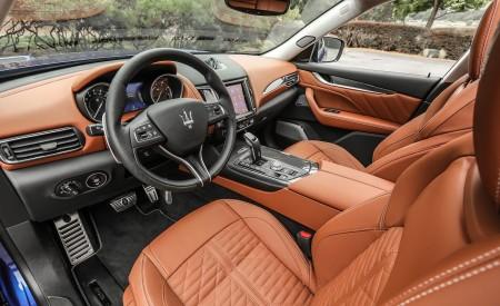 2019 Maserati Levante Trofeo Interior Cockpit Wallpapers 450x275 (69)