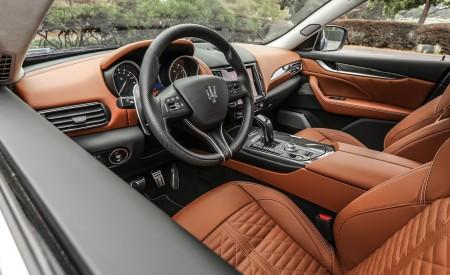 2019 Maserati Levante Trofeo Interior Cockpit Wallpapers 450x275 (60)