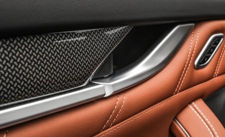 2019 Maserati Levante Trofeo Interior Detail Wallpapers 450x275 (68)